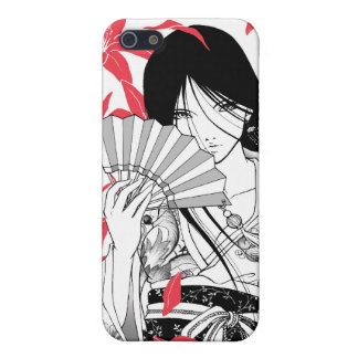Japanese Kimono Geisha Anime Asian iPhone 5/5S Cover