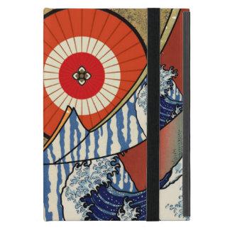 Japanese Kimono iPad Mini Cover