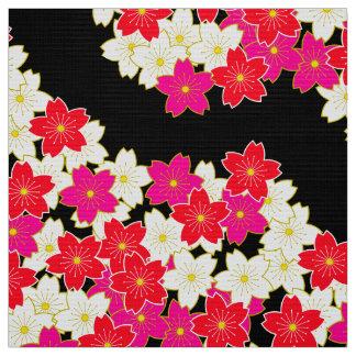 Japanese Kimono pattern fabric