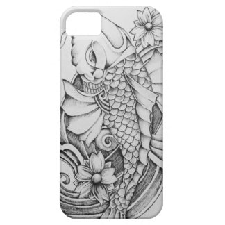 Japanese Koi Case For The iPhone 5