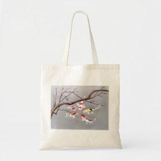 Japanese Koi Shopping Bag