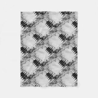 Japanese Lace Pagoda Home Decor Series Fleece Blanket