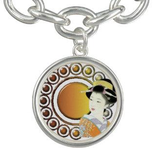 Japanese Lady Bracelets
