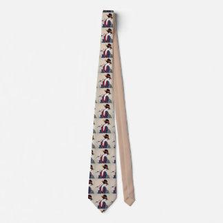Japanese Lady Tie