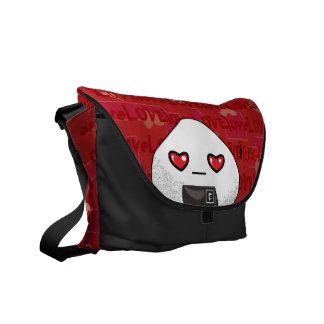 Japanese Manga Mascot Messenger Bag