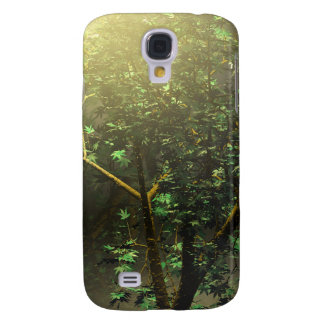 Japanese Maple Samsung Galaxy S4 Cases