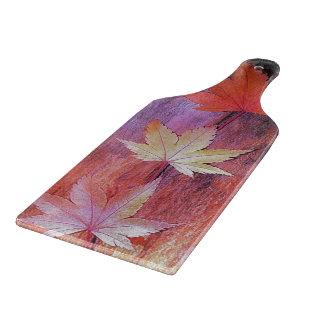 Japanese Maple Cutting Board