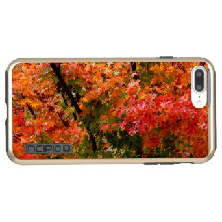 Japanese Maple in Fall Incipio DualPro Shine iPhone 8 Plus/7 Plus Case