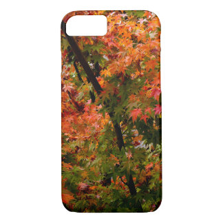Japanese Maple in Fall iPhone 8/7 Case