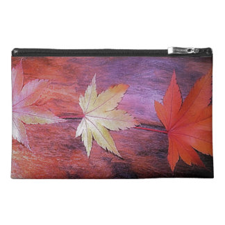 Japanese Maple Travel Accessory Bags