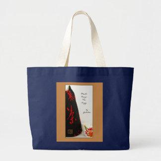 Japanese Michi Kanji Tea Cozy 2 Tote Bag