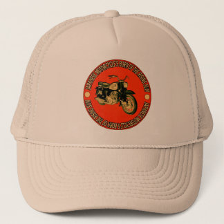 Japanese Motorcycle's Born of the Rising Sun Hat