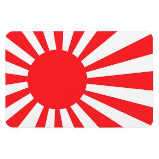 Japanese Navy Flag Rectangular Photo Magnet