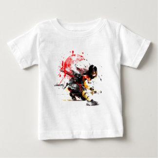 Japanese Ninja Baby T-Shirt