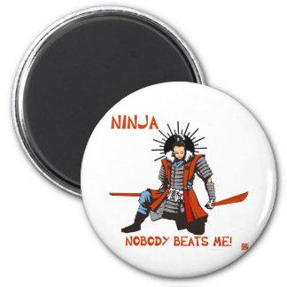 Japanese NINJA ninja Refrigerator Magnets