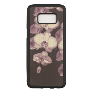 Japanese Orchids 15 Carved Samsung Galaxy S8 Case