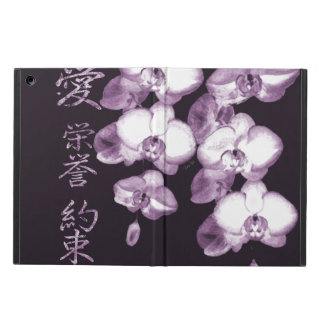 Japanese Orchids 15 Cover For iPad Air