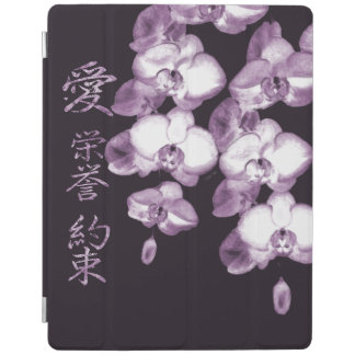 Japanese Orchids 15 iPad Cover