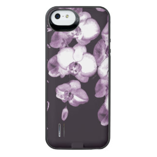 Japanese Orchids 15 iPhone SE/5/5s Battery Case