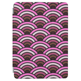 Japanese ornament pattern design iPad air cover