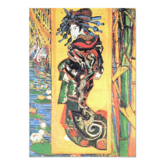 Japanese painting by Vincent van Gogh Announcements