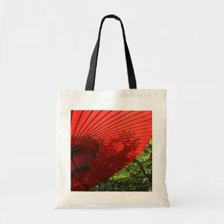 Japanese Parasol Tote Bag