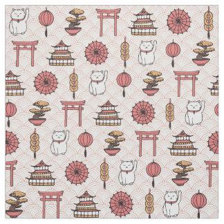 Japanese Pattern Fabric