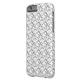 Japanese Pine Leaves Pattern Iphone 6 Case