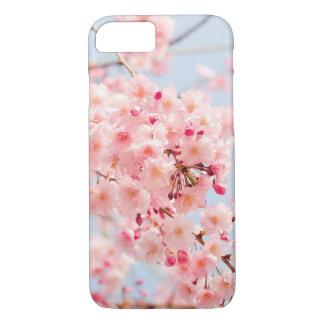 Japanese Pink Cherry Blossom Sakura Floral iPhone 7 Case