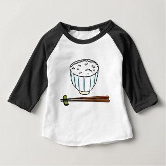 Japanese Rice Bowl Baby T-Shirt