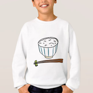 Japanese Rice Bowl Sweatshirt