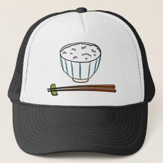 Japanese Rice Bowl Trucker Hat