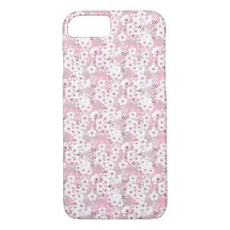 Japanese Sakura flower iPhone 7 Case