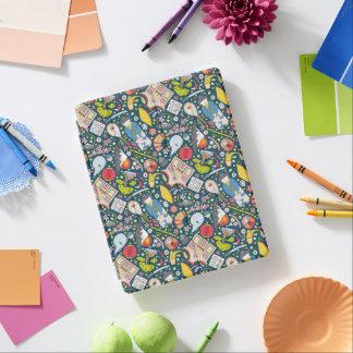 Japanese Seamless Pattern iPad Cover