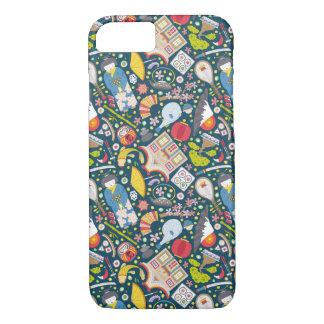 Japanese Seamless Pattern iPhone 8/7 Case