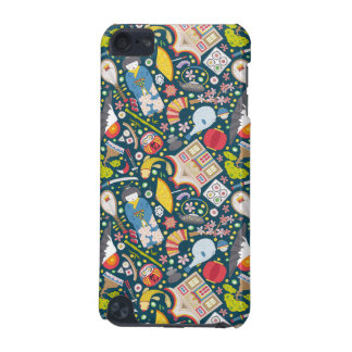 Japanese Seamless Pattern iPod Touch 5G Cases