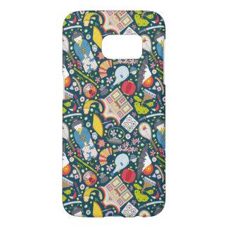 Japanese Seamless Pattern Samsung Galaxy S7 Case