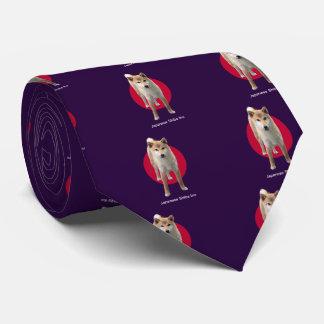 Japanese Shiba Inu Tie