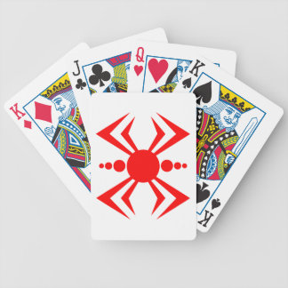 Japanese Spider Bicycle Playing Cards