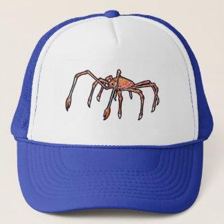 Japanese Spider Crab Trucker Hat