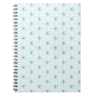 Japanese Spiral Notebook