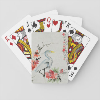 Japanese Stork Playing Cards