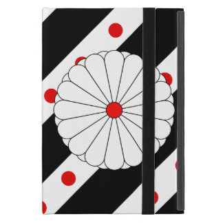 Japanese stripes flag case for iPad mini