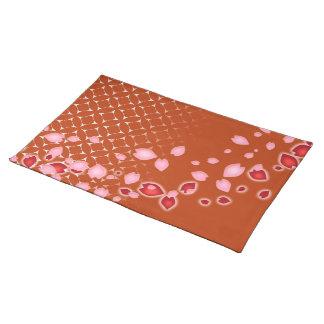 """Japanese style """"elegance (MIYABI) - the Sakura"""" Sh Placemats"""