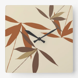 Japanese Style Wall Clock