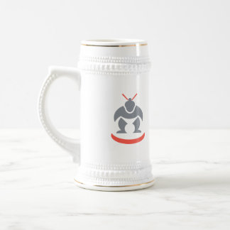 Japanese Sumo Wrestler Front.png Beer Stein