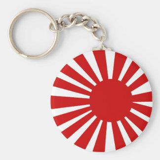 Japanese Sun KeyChain