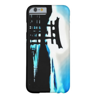 Japanese Sunset Art Nouveau Barely There iPhone 6 Case