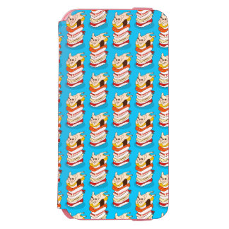 Japanese sushi night for the cute French Bulldog Incipio Watson™ iPhone 6 Wallet Case