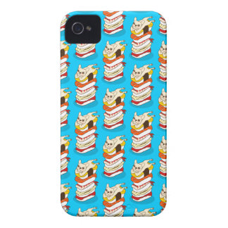 Japanese sushi night for the cute French Bulldog iPhone 4 Case